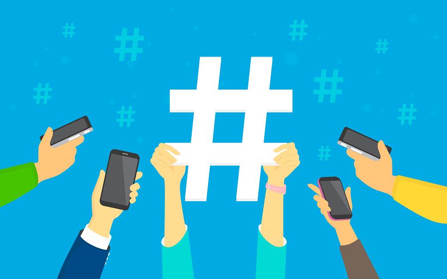 hashtag-evento-online