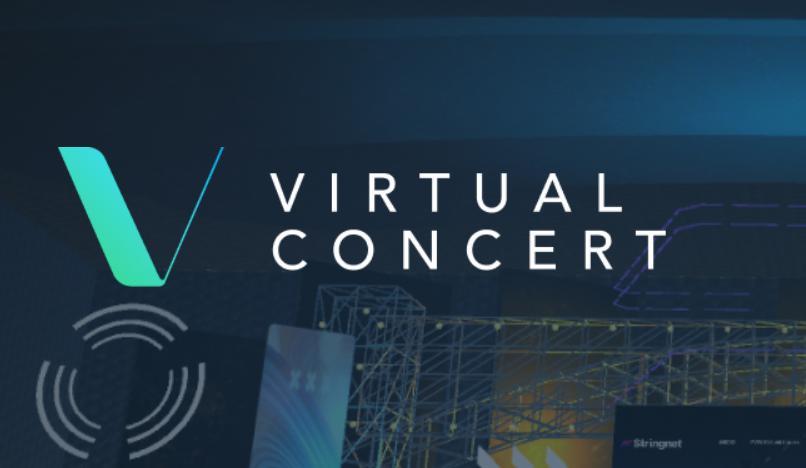 plataforma para conciertos virtuales