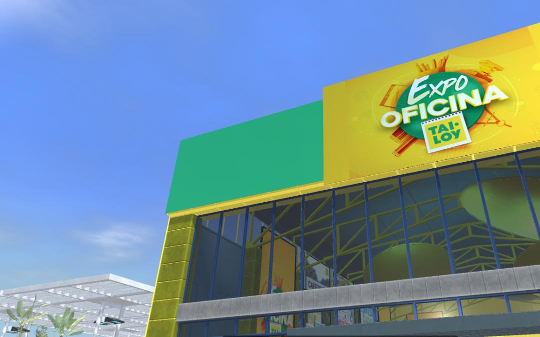 Feria Virtual 3D en Perú: Caso de Éxito Expo Oficina Tai Loy