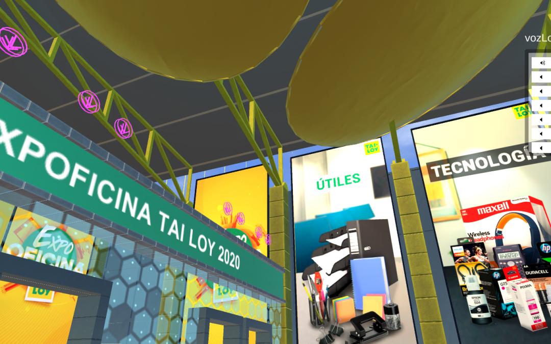 Los mejores eventos online 3D en Perú