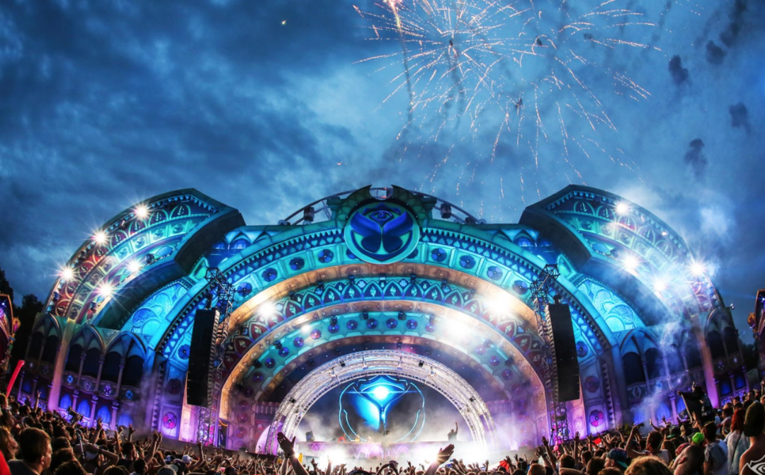 Tomorrowland: La nueva generación de eventos virtuales 3D