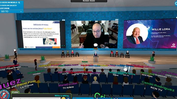 Guia para organizar congresos virtuales exitosos 2021