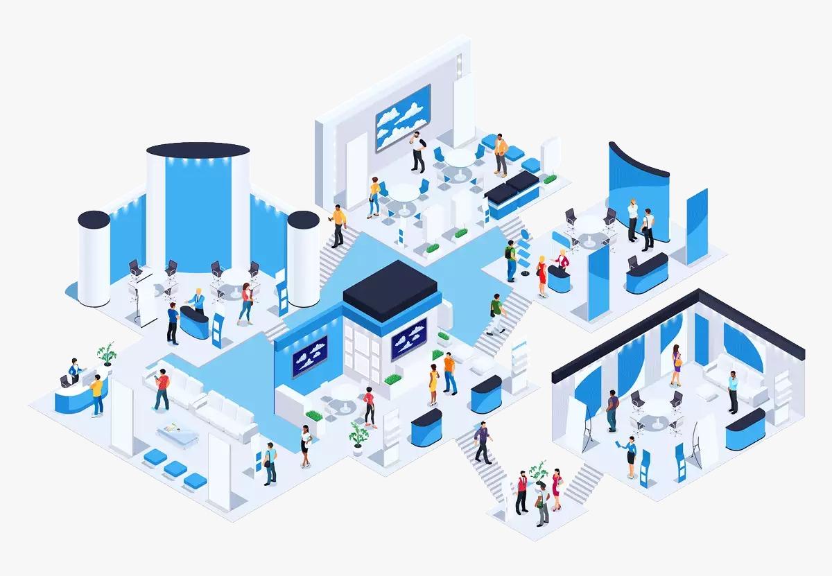 7 Plataformas organización de eventos online con realidad virtual