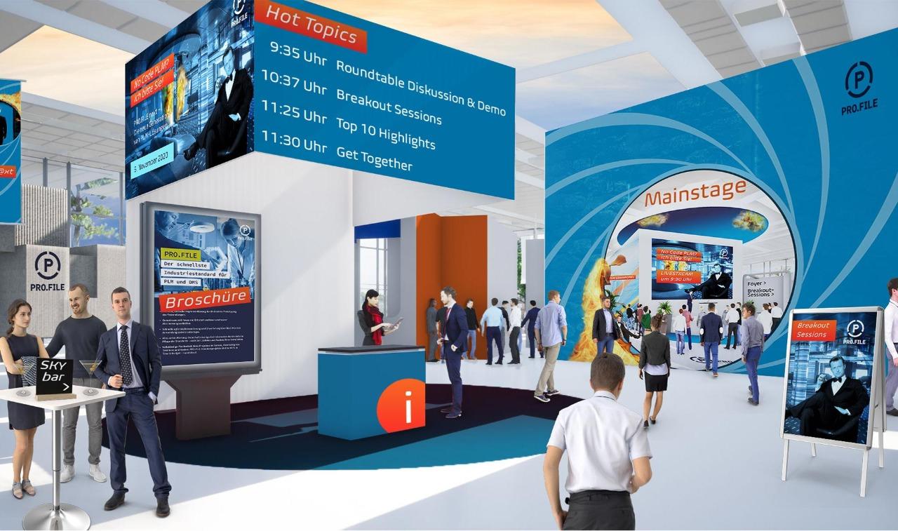 Plataformas para organización de eventos online con realidad virtual 1