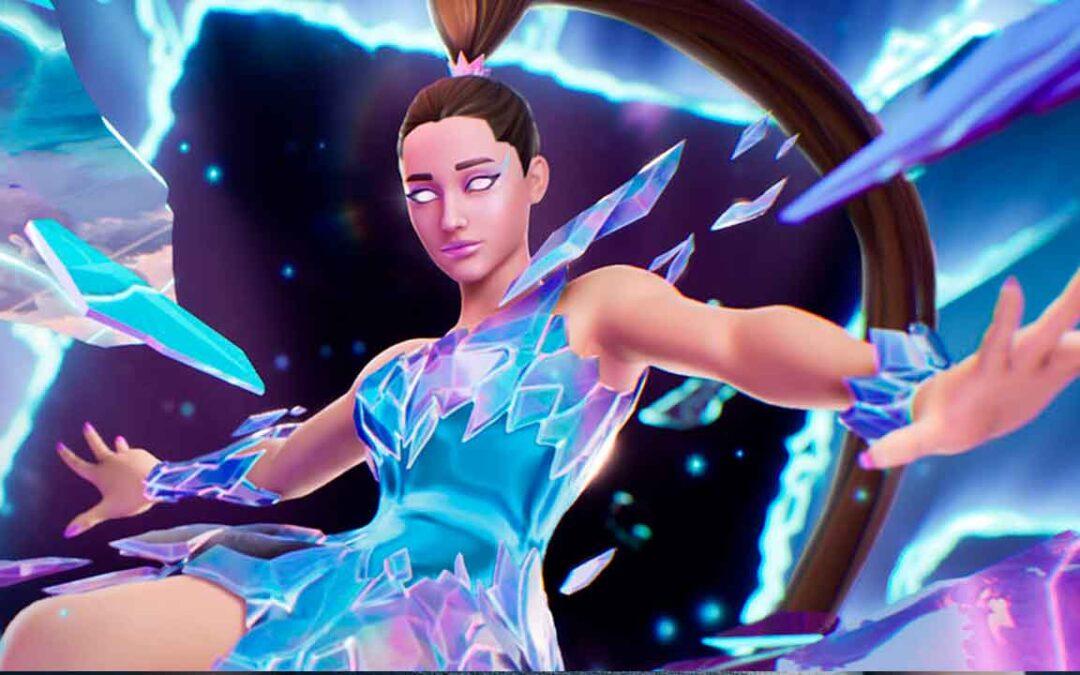 Concierto virtual en 3D de Ariana Grande: se hace aún más grande en Fortnite