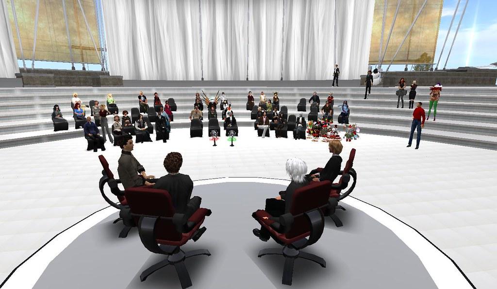 Cómo usar un evento virtual Networking B2B